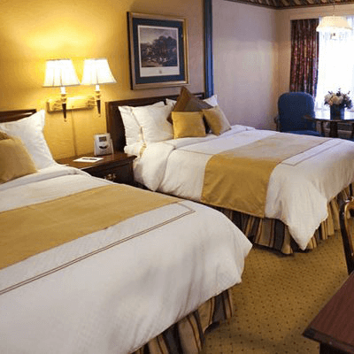 Olde Mill Inn Guest Room