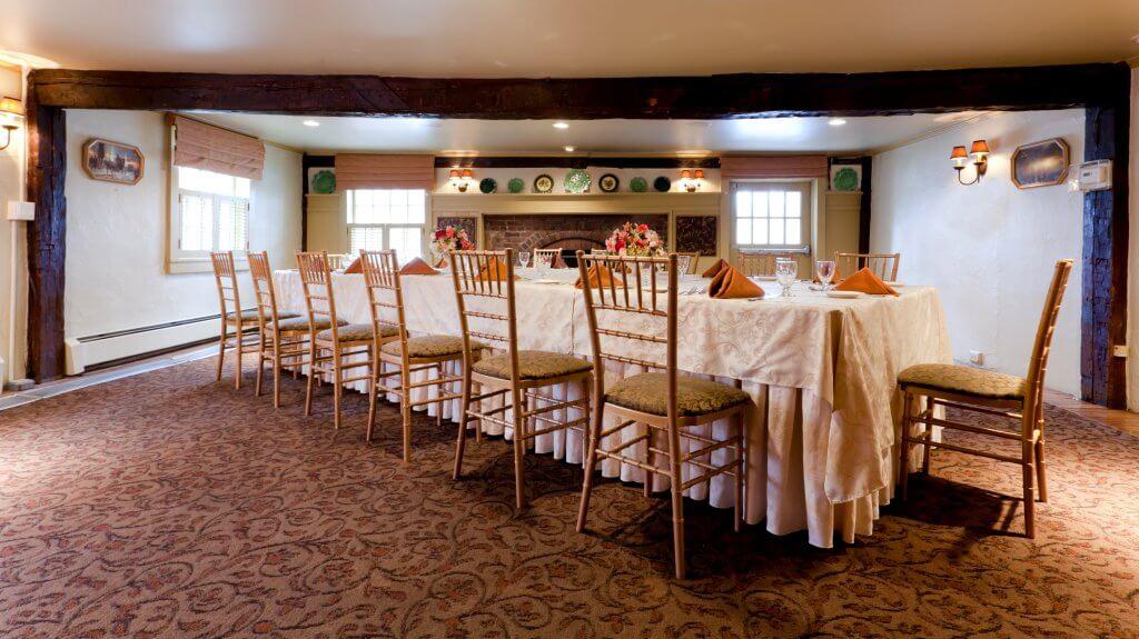 Grain House Grain Room - Long Table