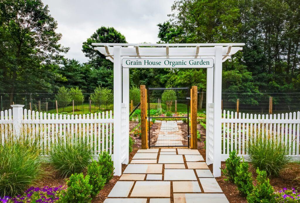 Grain House Organic Garden