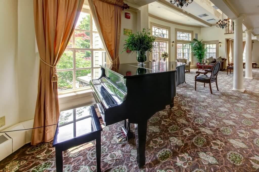 Olde Mill Inn Piano