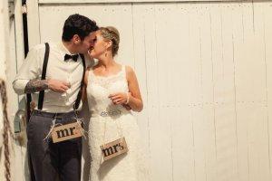 Grain House Intimate Wedding