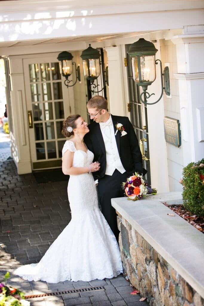 Olde Mill Inn Wedding Photo