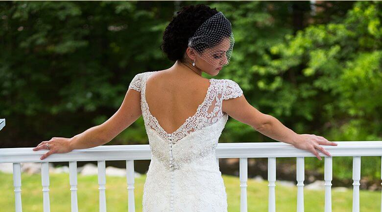 Olde Mill Inn Bride