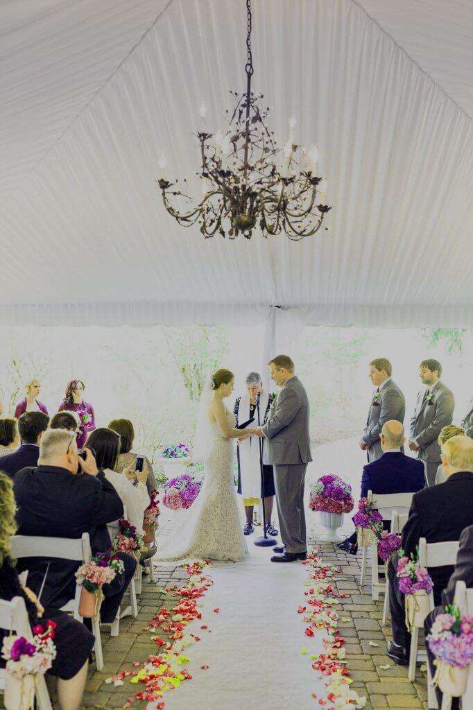 Olde Mill Inn James and Kate Wedding