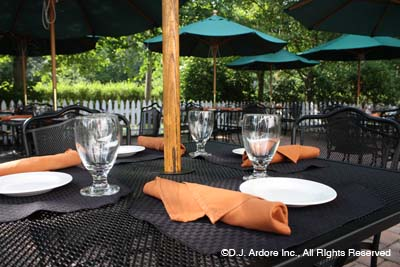 Grain House Restaurant Patio Al Fresco Dining