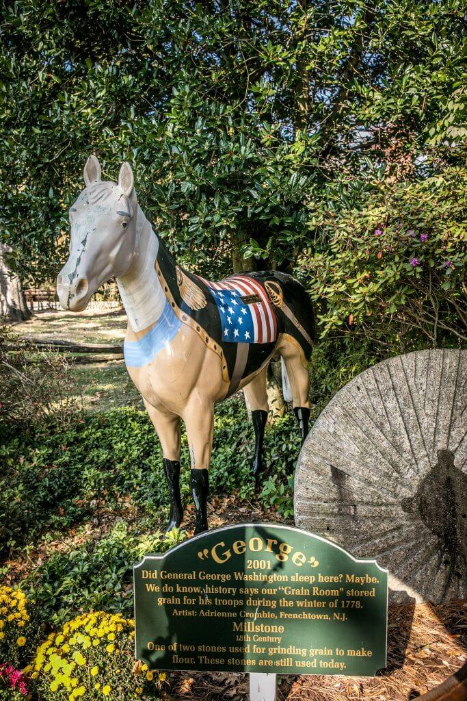 Grain House Horse