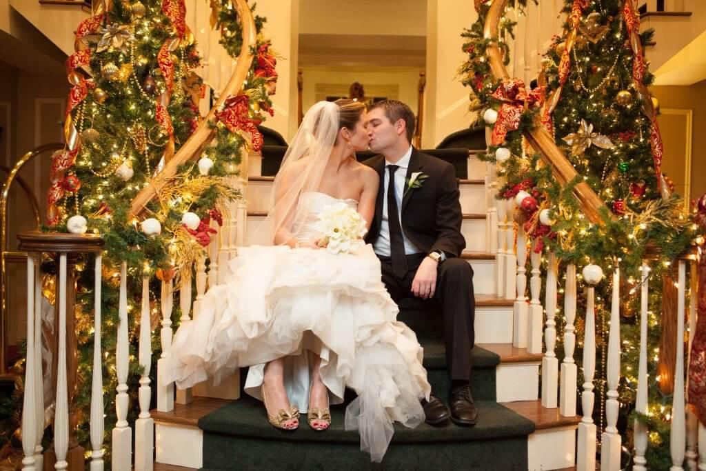 Alexa Andrew NYE Wedding
