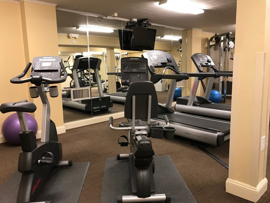 Olde Mill Inn Fitness Center