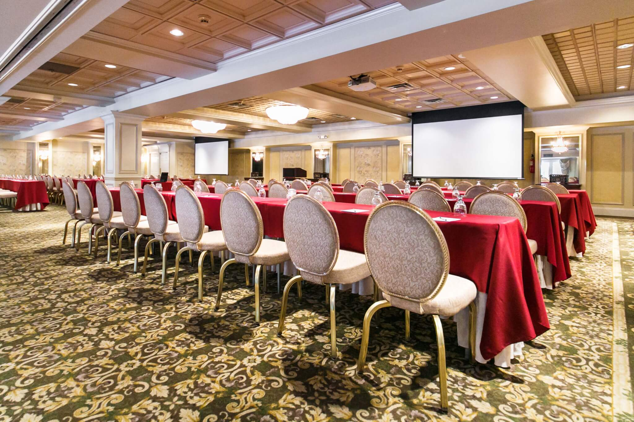 Corporate Meetings Fall Back Special Offer