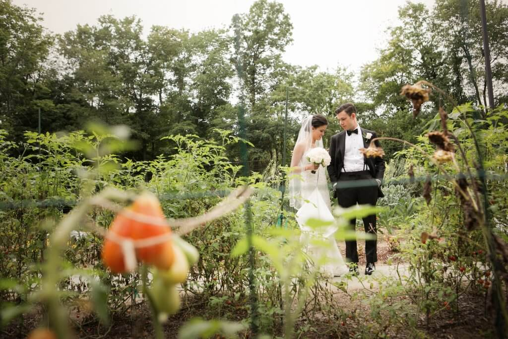 The Olde Mill Inn Wedding