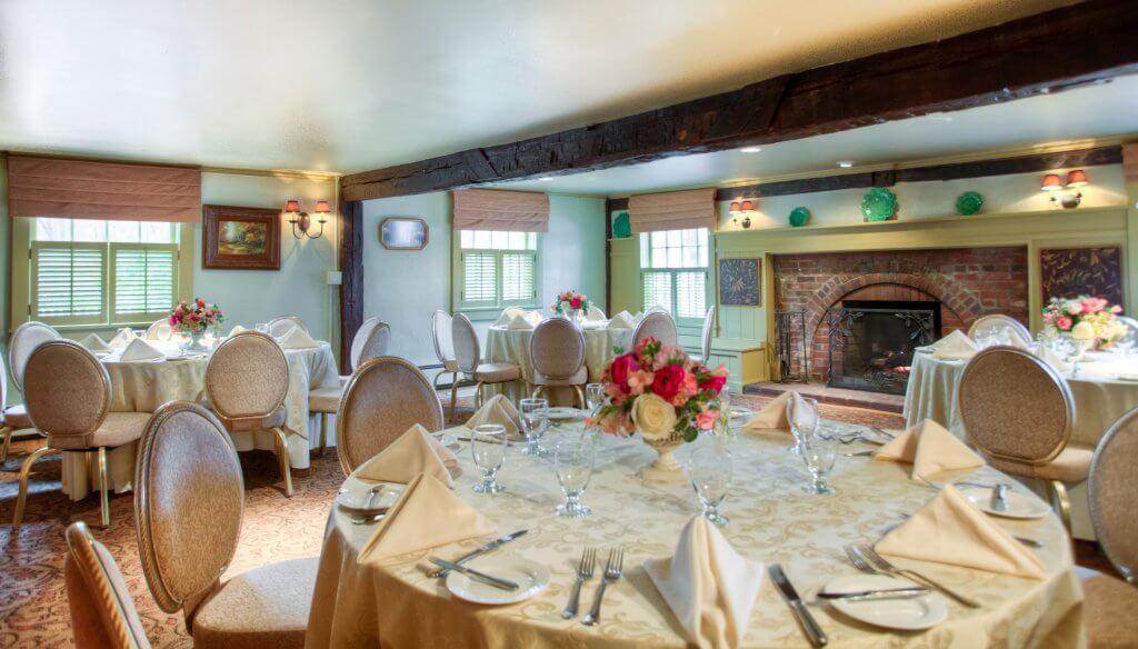 Grain House Grain Room Event - Round Tables