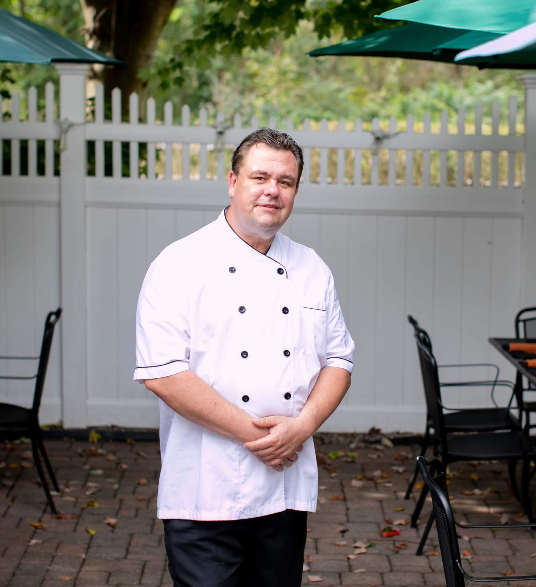 Grain House Executive Chef John Benjamin