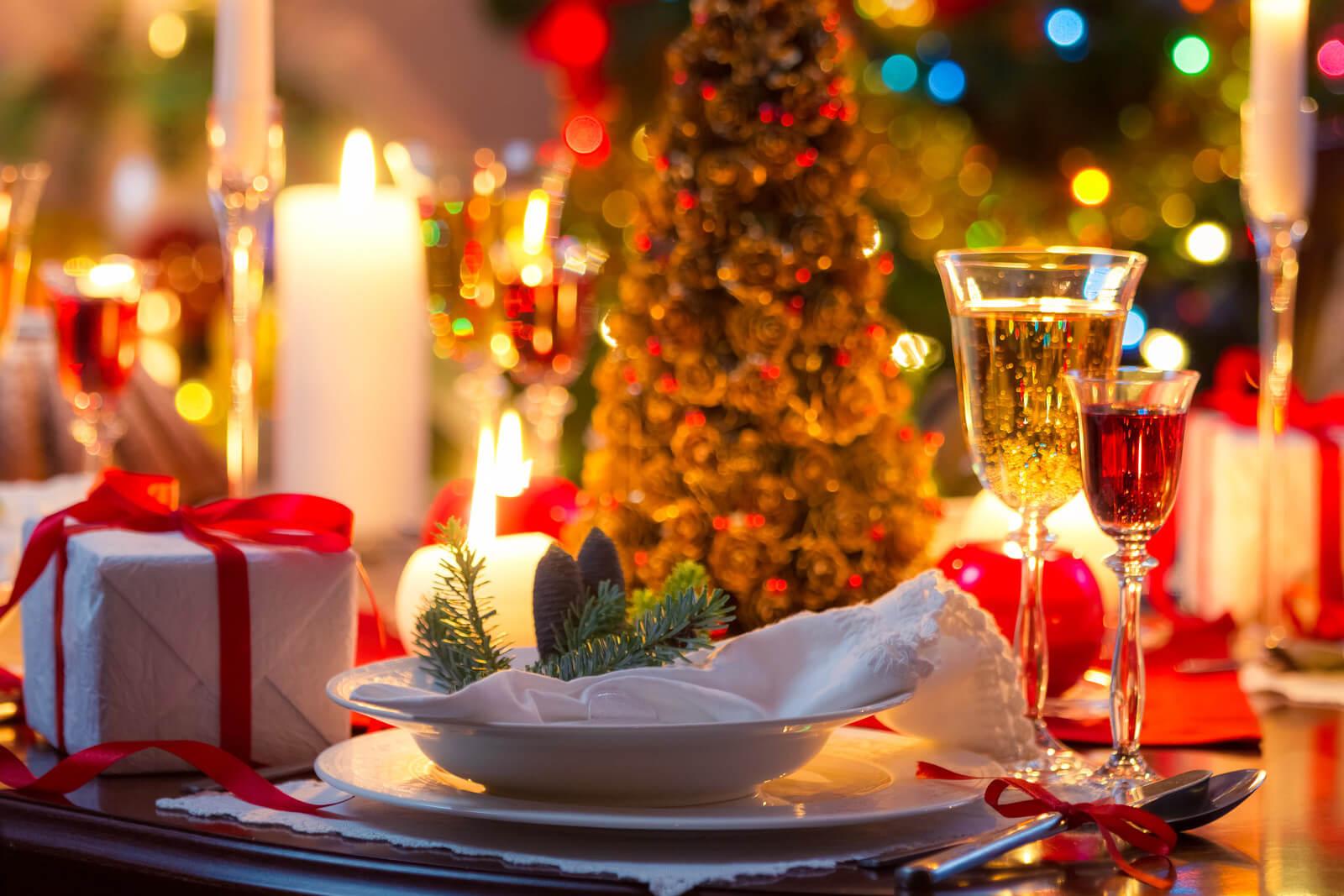 Grain House Christmas Eve Buffet 2018