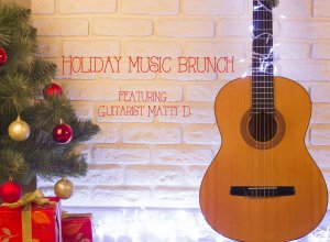 Grain House Holiday Music Brunch